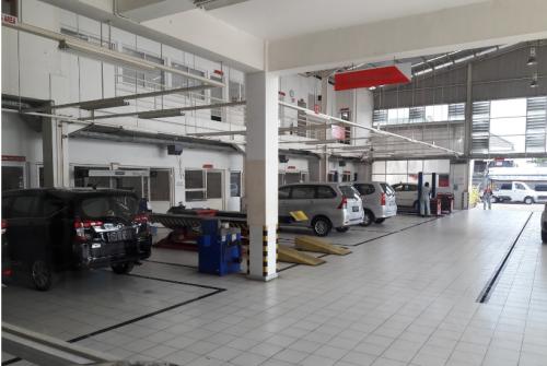 Daihatsu Bandung Service Center