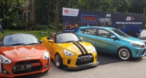 Daihatsu Bandung Daihatsu Kembali Gelar Kontes Modifikasi Bagi Kaum Millenial