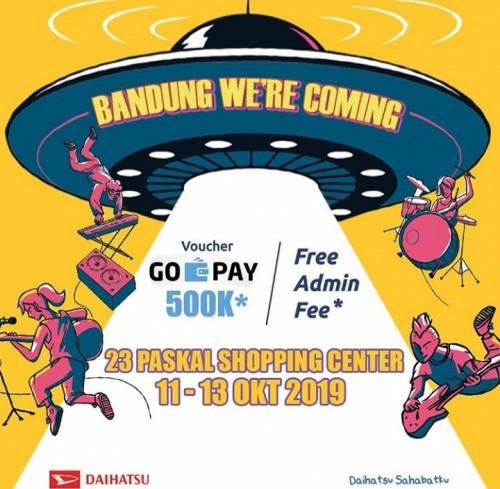 Daihatsu Bandung Daihatsu Urban Fest 2019 Area Jawa Barat