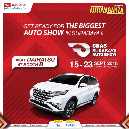 Daihatsu Bandung GIIAS Surabaya Auto Show 2018