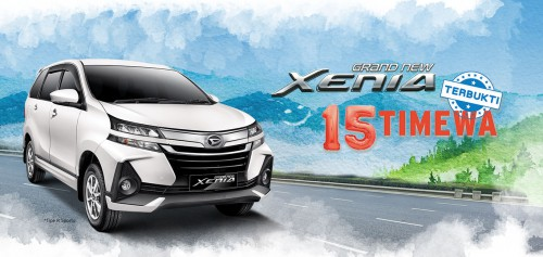 Daihatsu Bandung Grand New Xenia Launching