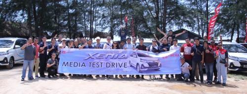 Daihatsu Bandung Uji Keistimewaan Grand New Xenia di Sibolga, Sumatera